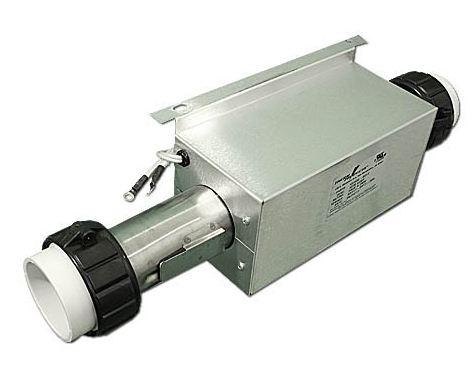 Cal Spa 5.5 KW/240 Volt XL Heat Exchanger Replacement F2550-0011