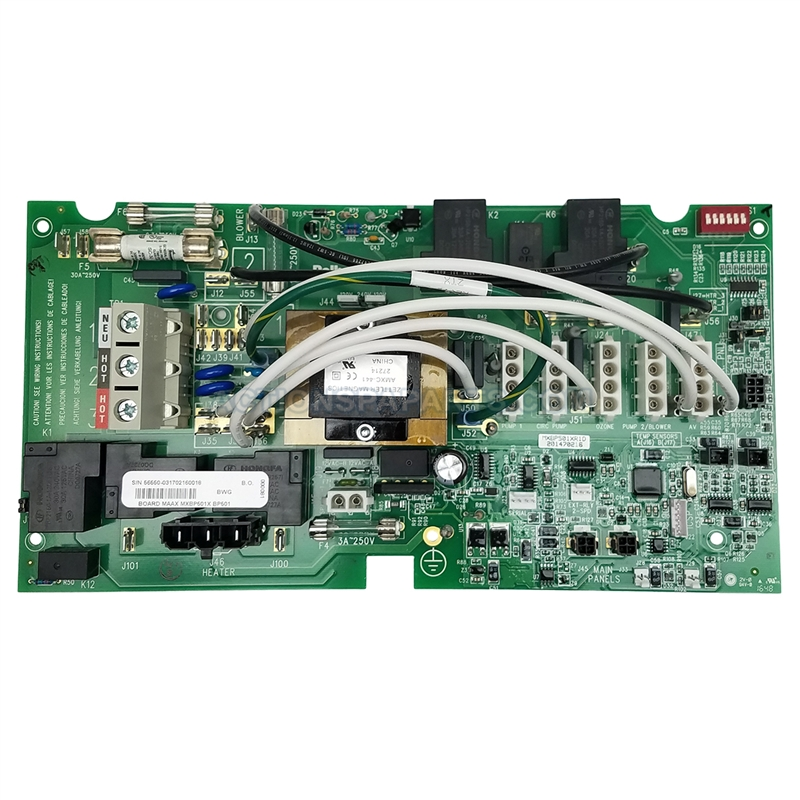 maax spa circuit board mxbp501x_109 446Maax Spa Wiring Diagram #16