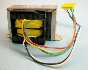 gecko transformer 110 volts with 2 plugs 5 pin and 4 pin Breadboard Transformer Pins