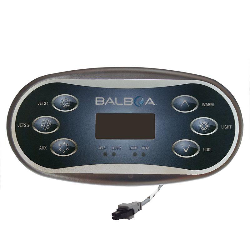 Balboa Spa Topside Control TP600 6 on 50335 on