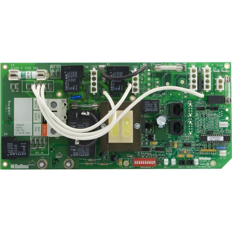 Keys Backyard Jacuzzi : Keys Backyard Spa Circuit Board 5436901