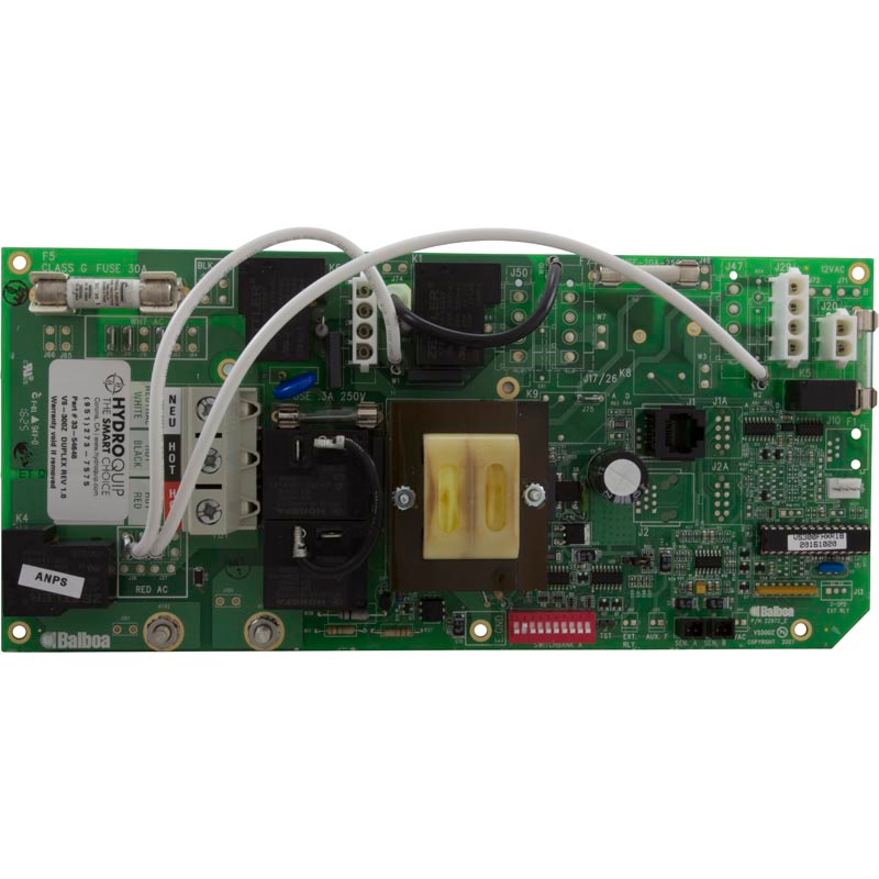 Balboa Water Group Circuit Board VS300 Systems 54604-01 on