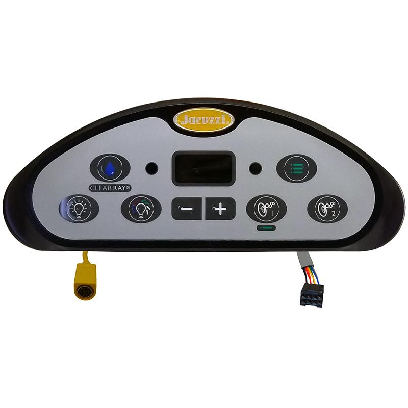 Jacuzzi Topside Control 6600-715