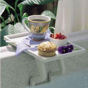 The Aquatray Spa Side Table