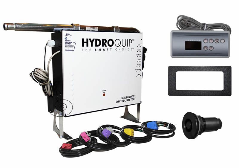 Hydro Quip Lo-Flo Circulation Series With Optional Wi-Fi