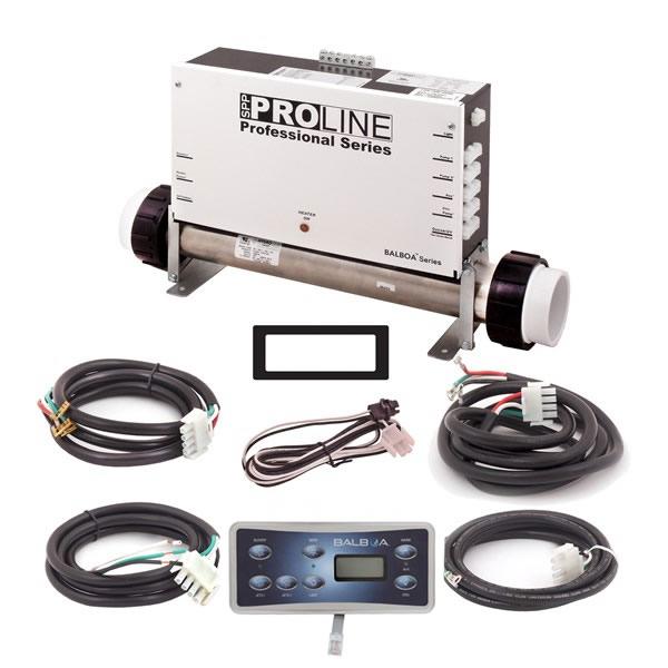 ProLine VS510SZ Fixed Heater Control System By Balboa With M7 ... on balboa heater, balboa control panel, balboa schematic, spa diagram, balboa control diagram,