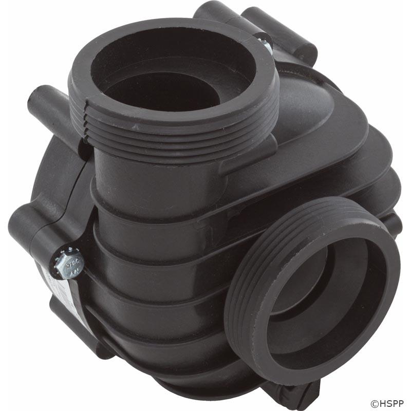 Cal spa power right forward dually wet end for Cal spa dually pump motor
