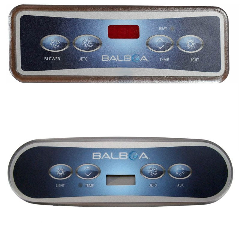 Balboa Water Group® Topside Controls on