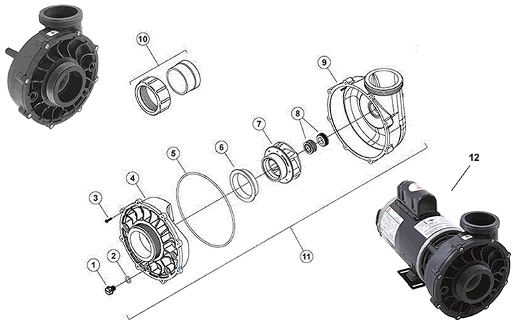 pool pump 230 volt wiring diagram