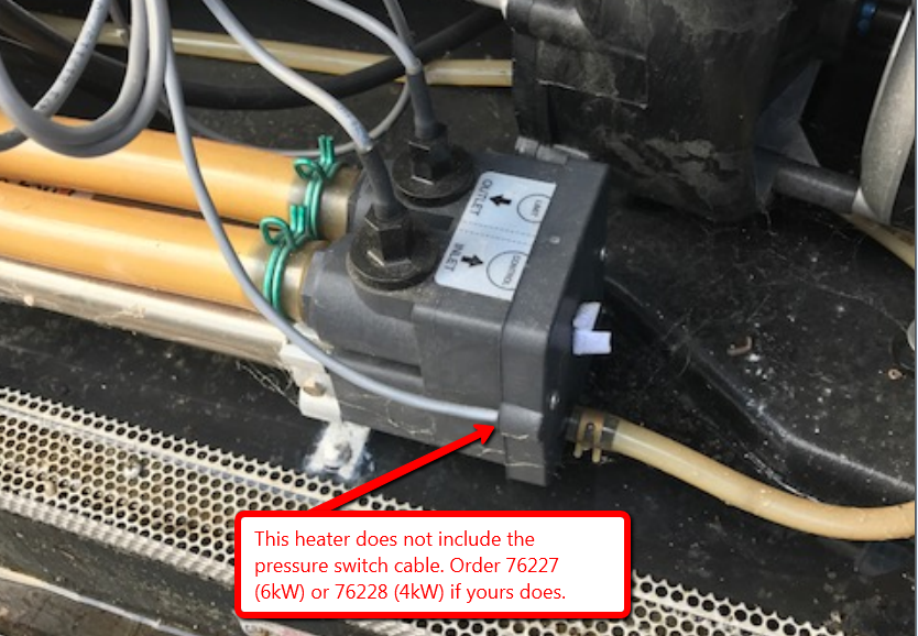 After Market 4.0 KW HOT SPRINGS® Style Heater embly C-3564-2 on hot springs pool, hot tub wiring, hot springs wiring diagram, hot springs sovereign plumbing diagram, hot springs wires,