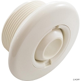 Balboa Water Group Hydro Jet Standard Wall Fitting White