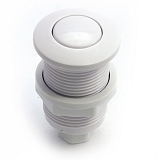 Custom Molded Products Air Button White 25083-000