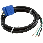 J&J Mini Blue Circ Pump Cord 30-0210-48