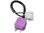 4 Pin Adapter Cord to  3 pin  J&J Mini Molded 30-1190-C6