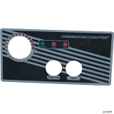 Tecmark Command Center 2 Button Overlay