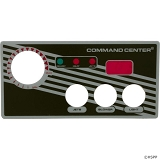 Tecmark Command Center 3 Button Overlay With Display