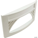 Waterway Front Access Oval Front Plate 100 Sq. Ft (White)