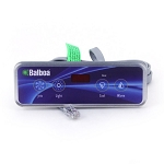 Balboa Water Group LED Lite Duplex Digital Topside Control 54664