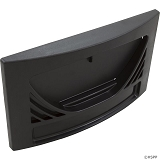 Waterway Front Access Oval Front Plate 100 Sq. Ft Assembly (Black)