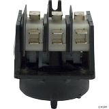 Herga White Cam Air Switch 6806-005