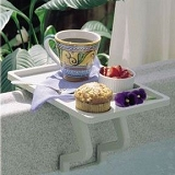 The Aqua Tray Spa Side Table