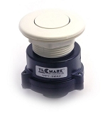 Tecmark High Volume Air Button White