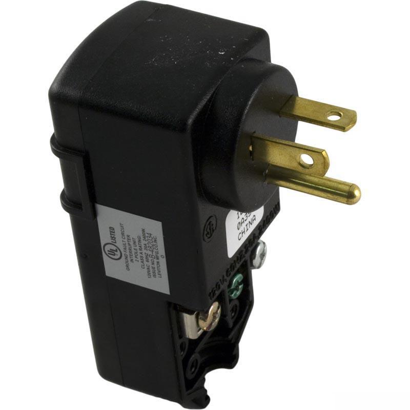 Leviton 120 Volt 20A Cord End GFCI 16793