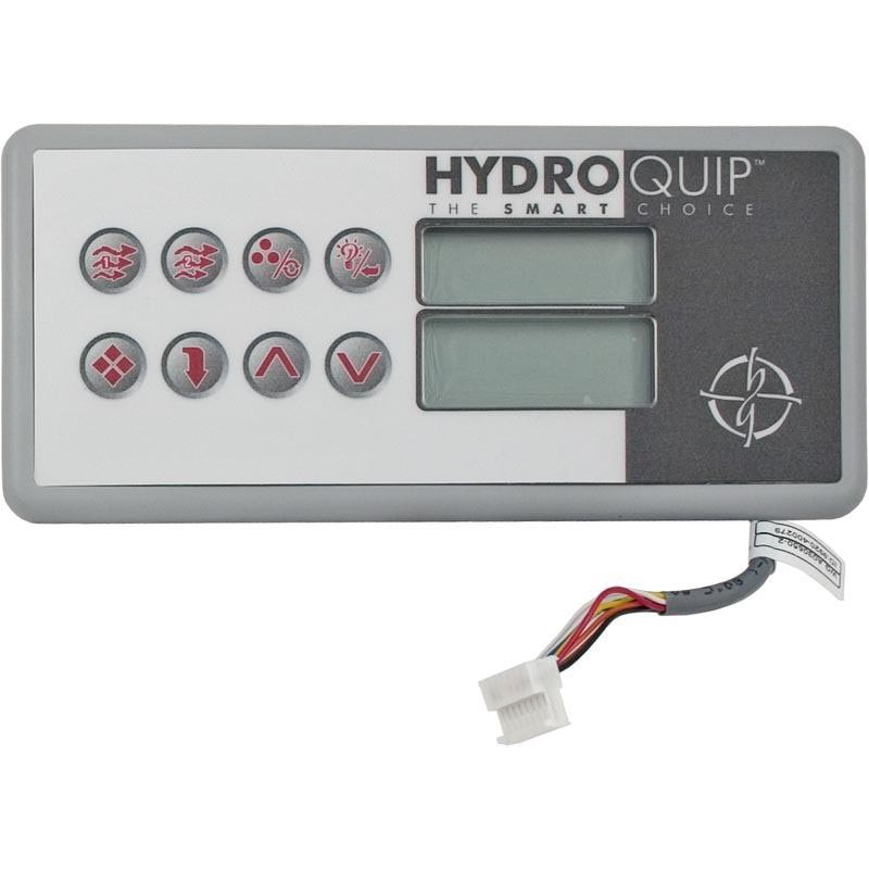 ht 2 series hydro quip spa side control 34 0190 Hydro Quip Spa Parts Hydro Quip Spa Packs