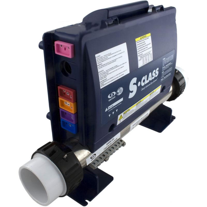 3-72-7074 Gecko S-Class Control Box 0202-205162