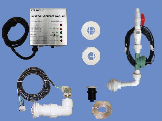Hydro Quip Baptistery Auto Water Fill Kit Pressure Switch