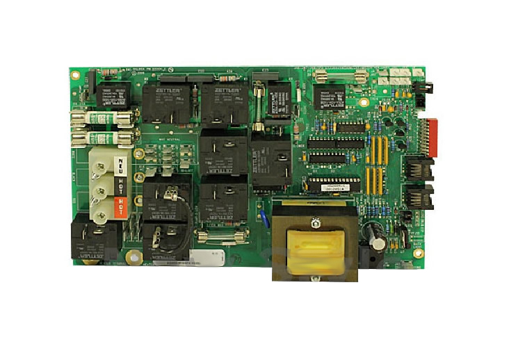 hydro spa hs200 circuit board 52498 01