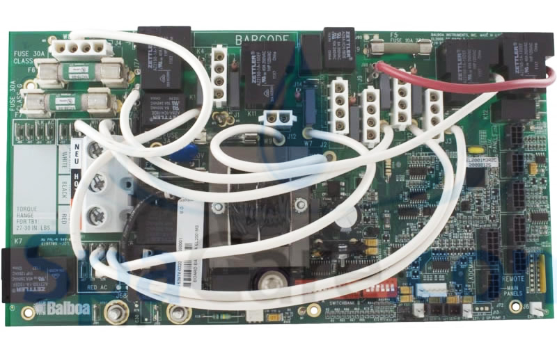 Balboa Water Group Circuit Board El2001 Mach3 53974