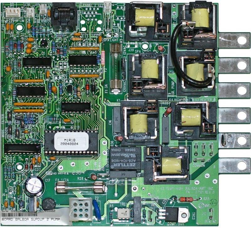 balboa water group super duplex digital for m1 systems 54091 rh spacare com Balboa Spa Circuit Board Balboa Spa Circuit Board