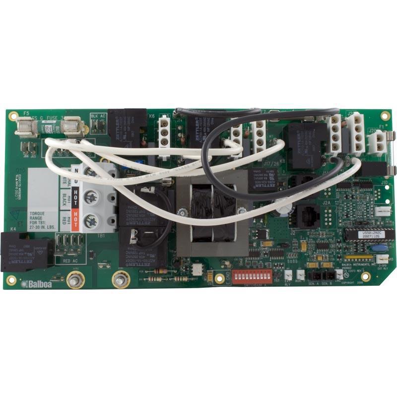 Great Lakes GPM Spa Circuit Board 54362 02