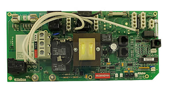 Great Lakes GPM Spa Circuit Board 55032-02/53552 on