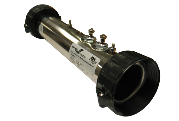 Spa builders heater manifold assembly ap 4 lx 10 5 5 kw for Spa builders