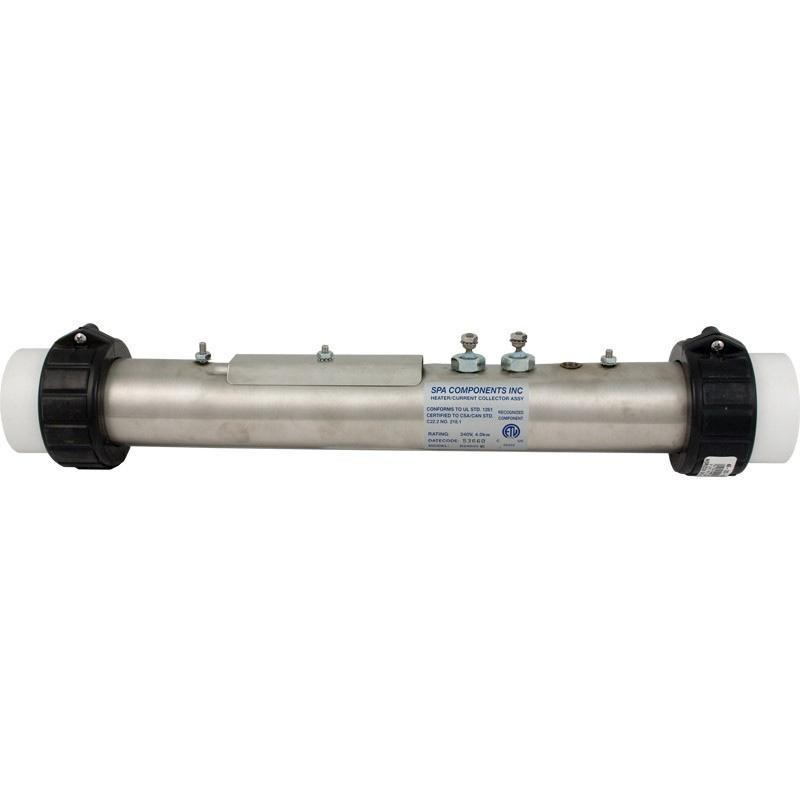 brett aqua line em100 and em190 heater assembly 4 0kw Brett Aqualine Em100