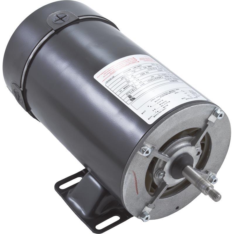 Bn40 motor 48 frame thru bolt 2 0 hp 115 230 volts 1 speed for Ao smith motor catalog