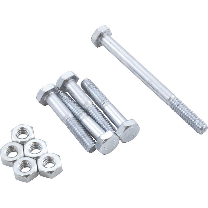 Cal spa power right 5 bolt kit for Cal spa dually pump motor