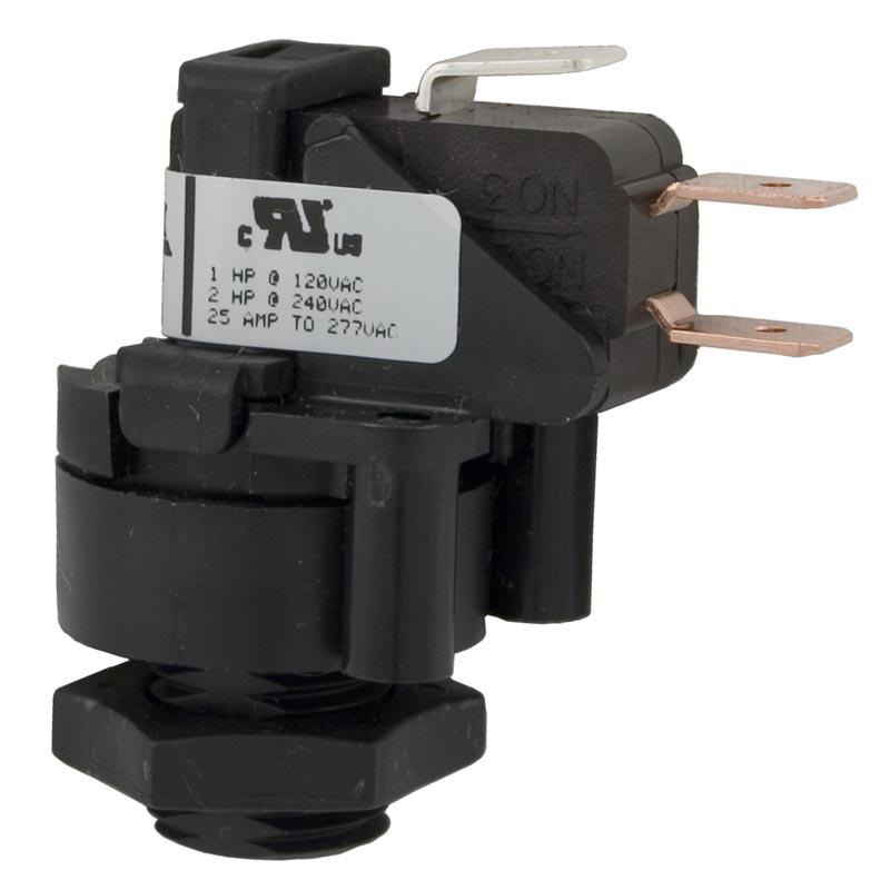 Tecmark Tri DeltaAirSwitchTBS 301 on single pole double throw switch key