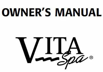 [DVZP_7254]   Vita Spa Owners Manual | Vita Spa Wiring Diagram |  | Spa Care Center