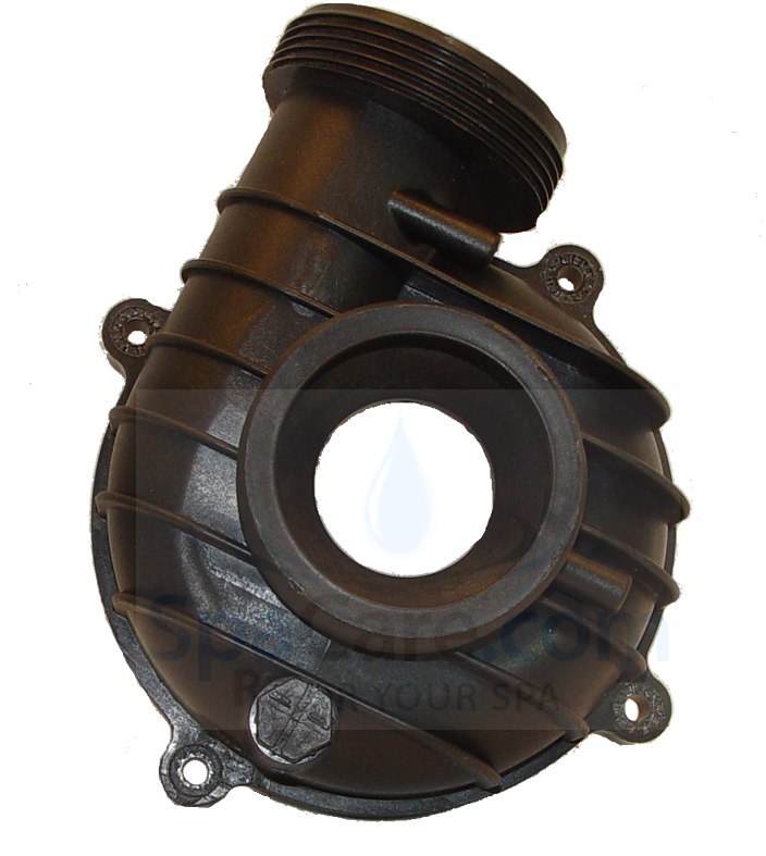 Cal spa power right 4 bolt reverse left 2 volute for Cal spa dually pump motor