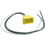 J&J Mini Ozone Receptacle Yellow 09-0018C