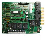 Coleman Spa Circuit Board 51094