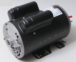 GE Motor 56HZ Frame Thru Bolt 2.0 HP 230 Volts 2 Speed