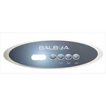 Balboa Water Group 4 Button VL260  Two Jet Overlay Only 11725