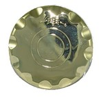 Hydrabaths Air Control Knob (Polish Brass) 200515