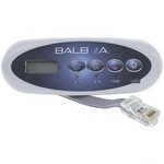 Balboa Water Group 4 Button VL200 LCD Mini Oval 52312