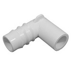 411-3500 Waterway PVC Ell  Barbed Adapter 1/2