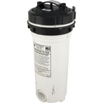 Waterway Top Load 25 Sq. Ft Filter With Bypass Valve & Flow Restriction Tube 18